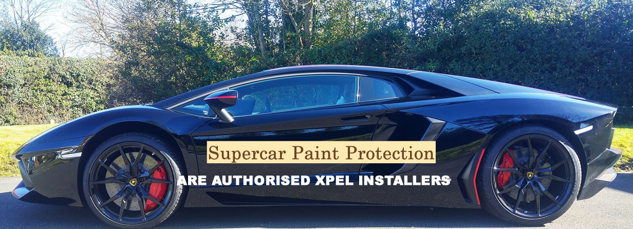 Supercar Paint Protection, The Old Fire Station, Maidstone Road, Matfield, Near Tonbridge, Kent, TN12 7JP